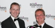 E-Business Strategy Award - National Business Awards Scotland