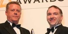UK - Event Caterer Of The Year - Cost Sector Catering Awards 2005