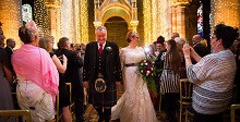 Rachel and Keith's Stunning Scottish Wedding