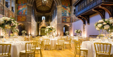Wedding Open Evening 20 January 2019