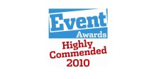 Event Awards - Best Caterer - 2010