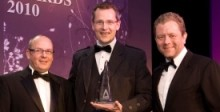 Cost Sector Catering Awards- UK Event Catering Award - 2010