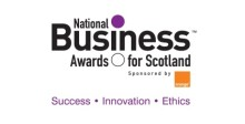 National Business Awards Scotland - Tourism Business of the Year - 2008