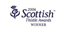 Thistle Awards - Business Tourism Award - 2006
