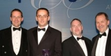 Enterprising Scotland Awards 2005 - E Business Award