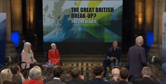 The Great British Break-Up Live Debate