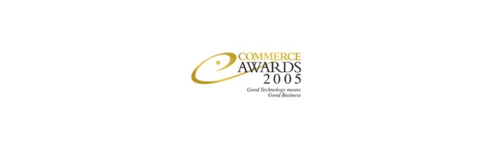 Best Sales And Marketing Online - DTI E Commerce Awards 2005